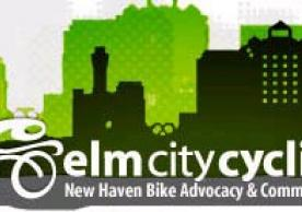 Elm City Cycling logo