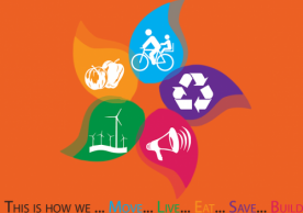 New Haven Healthy City / Healthy Climate challenge logo