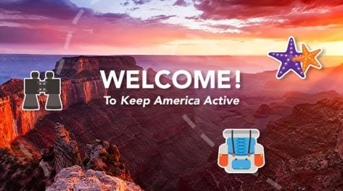 Welcome! To Keep America Active