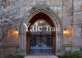 Yale Trail 2020 Harkness Memorial Gate image