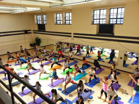 Explore The World Of Yoga With A Yoga Pass Being Well At Yale