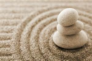 Thrive With The New Mindfulness Menu Of Courses. Zen Rock Garden